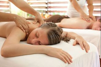 Blossom Therapies: Couples Massage