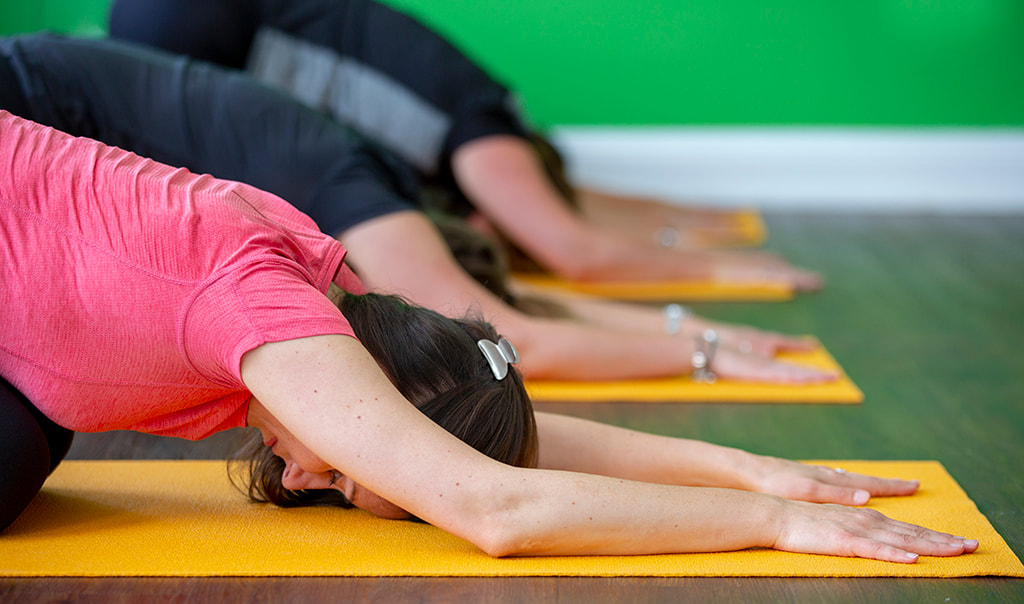 Yoga Classes at Blossom Therapies